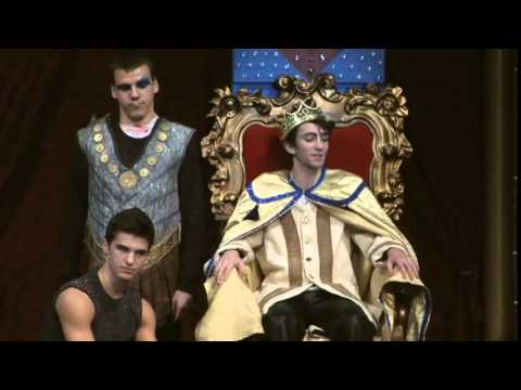 Marian Rice Player's production of Pippin the Musical
