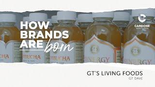The Origin Story of GT's Living Foods