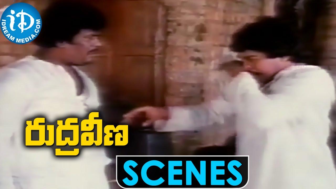 Chiranjeevi Gemini Ganesan Prasad Babu Nice Emotional: Drunkards Attack Chiranjeevi