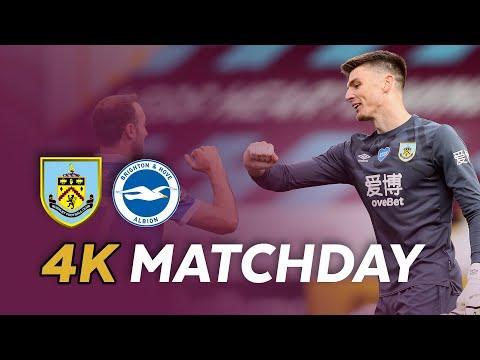 4K MATCHDAY | Burnley v Brighton 2019/20