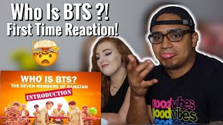 REACTING To Who Is BTS? The Seven Members Of BangTan