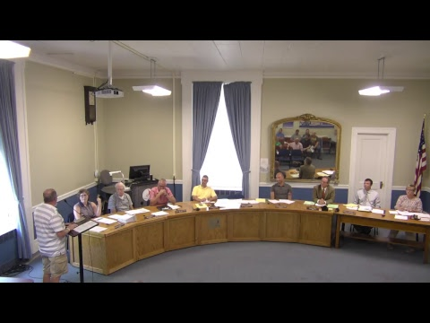 City of Plattsburgh, NY Meeting  7-6-17