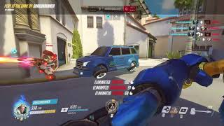 Hollywood flank shatter
