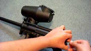 How to put a stock on your Tippmann A-5
