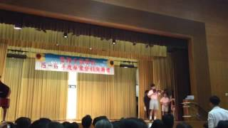 曾梅小六畢業典禮2016