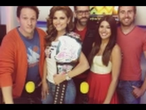 WWE's Monday Night Raw After Show w/ Maria Menounos for May 5th, 2014 | AfterBuzz TV