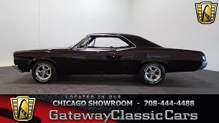 1967 Pontiac Lemans Gateway Classic Cars Chicago #1245