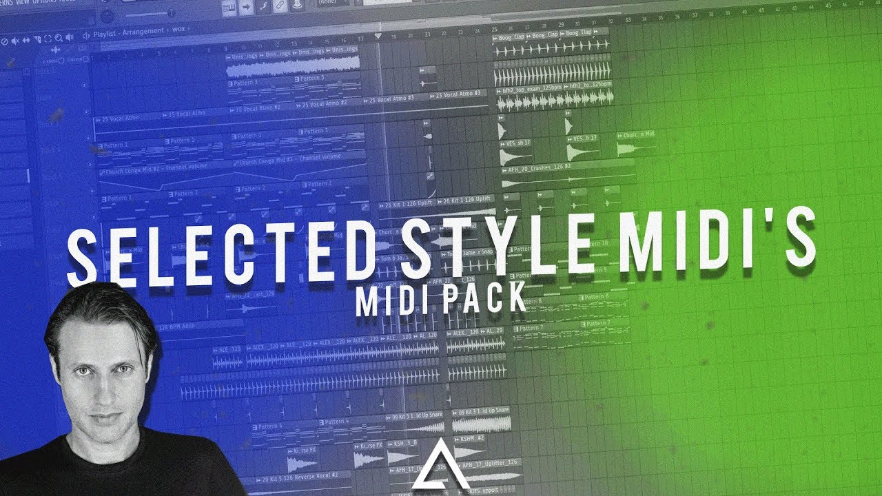 [MIDI PACK] Selected Style Midi Pack (Free Download)