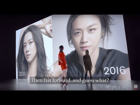 Tangwei shares her secret to younger-looking skin: RNA Power | SK-II