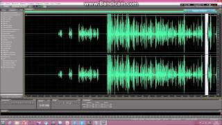 быстрый урок по Adobe Audition