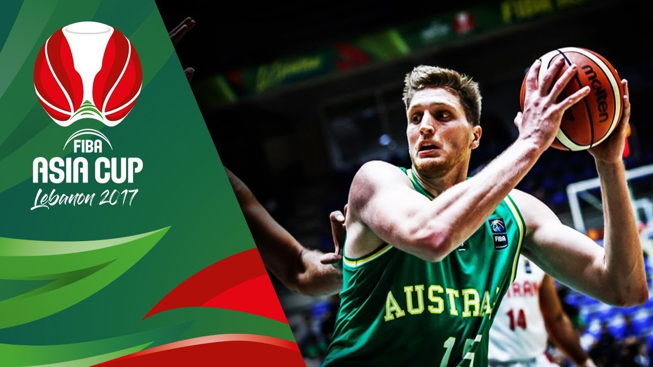 Highlights from Iran v Australia in Slow Motion - Final - FIBA Asia Cup 2017