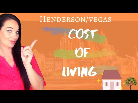 Cost Of Living Vegas| Moving To Vegas | Relocation To Vegas