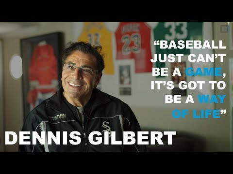 Not Just a Game, A Way of Life - Dennis Gilbert