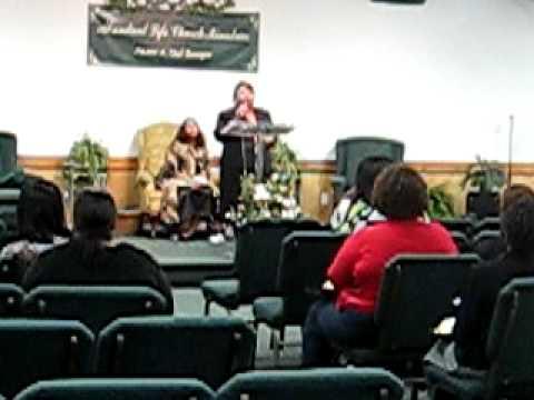 Evangelist Stephanie Horton