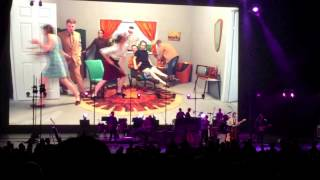 Belle and Sebastian -Perfect Couples-New York City-6/10/2015
