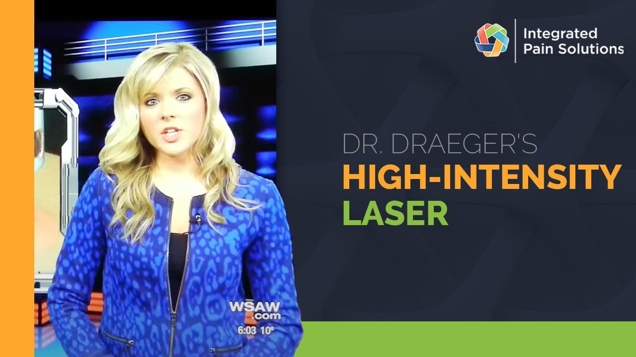 High Intensity Laser Featured in News Story | Dr  Curt Draeger