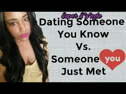 dating someone you know is wrong for you