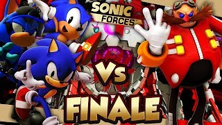 ABM: Sonic Forces Gameplay!!  FINALE EPIC MOMENT!! HD *Nintendo Switch*