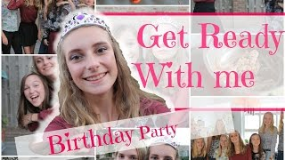 Get Ready With Me ♡ Celebrating My Birthday | Outfit & Snacks Thumbnail