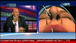 الناس الحلوة | المقاييس العلمية لعمليات تجميل الأنف مع الاستاذ الدكتور فتحى خضير