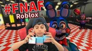 Roblox Series 3 Ice Blue Blind Boxes in Five Nights at Freddy's / Toy Surprise Opening