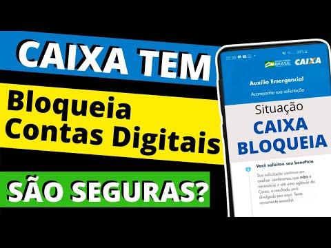 Caixa BLOQUEIA Boletos De CONTAS DIGITAIS - SÃO SEGURAS ?