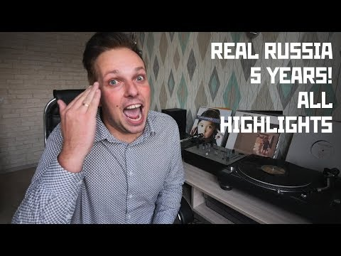 """""""Real Russia"""" - 5 Years! All Highlights in One Video!"""