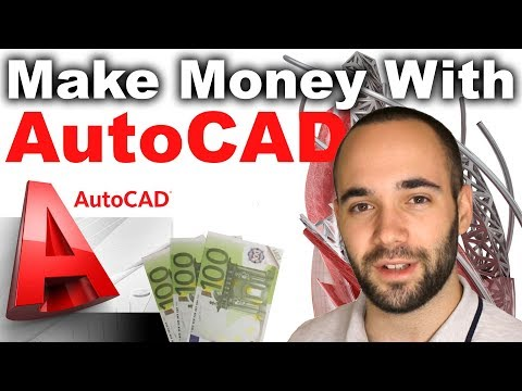 5 Ways to Make Money With AutoCAD
