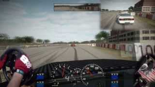 Drifting Online Multiplayer - Live for Speed S2 (T500 RS & TH8RS Simulator Gameplay), HD 1080p 2014.