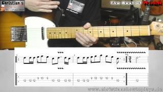 ★The best of Rock! Ihr habt gewählt #9 Die Ärzte Schrei nach Liebe Gitarren Tutorial