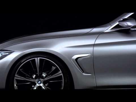 BMW 4 Series Coupe Concept - Exterior