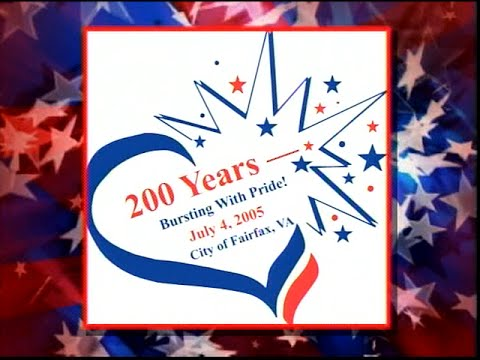The 39th Annual City of Fairfax Independence Day Parade - 2005