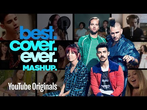 DNCE Select Best.Cover.Ever. Contestants from Across the Globe