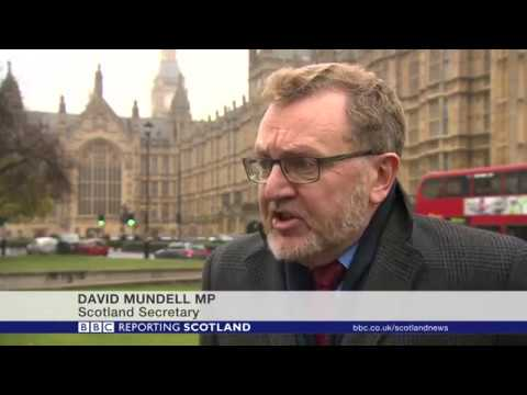 Reporting Scotland Evening News 25/01/2017 1