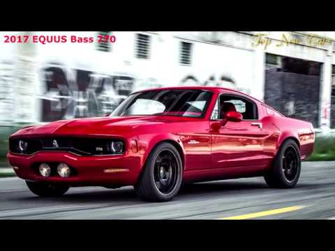 new equus bass 770 luxury american muscle cars rule youtube. Black Bedroom Furniture Sets. Home Design Ideas