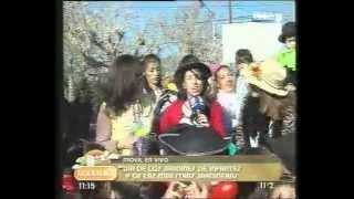 Canal 9 Cada Día 28 05 2014 Día Jardines de Infantes