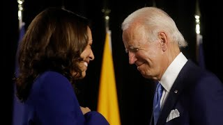 video: Kamala Harris hammers Donald Trump's record on coronavirus in first appearance with Joe Biden