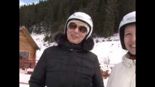 Обучение и катание на лыжах в Буковеле от ТК