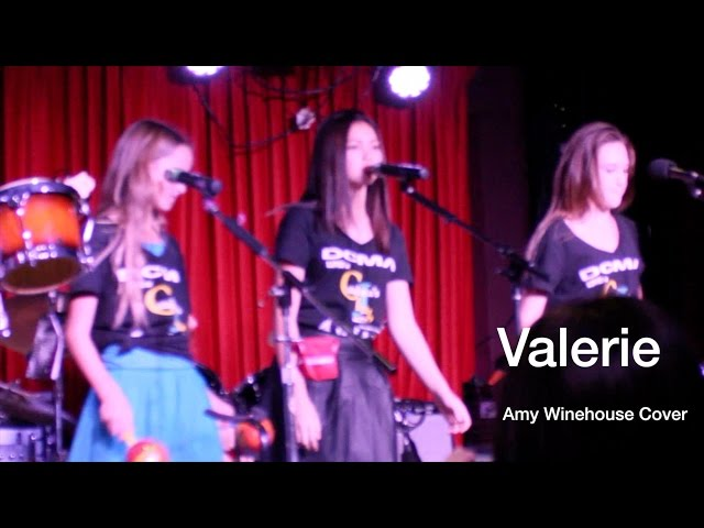 Valerie - Amy Winehouse Live band cover