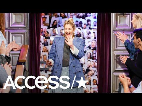 Drew Barrymore Calls Jake Gyllenhaal Her Least Talented CoStar  Access