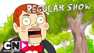 Regular Show | Creepy Puppet Show | Cartoon Network