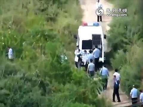 Video Claims to Show Execution in China (Contains Graphic Images)