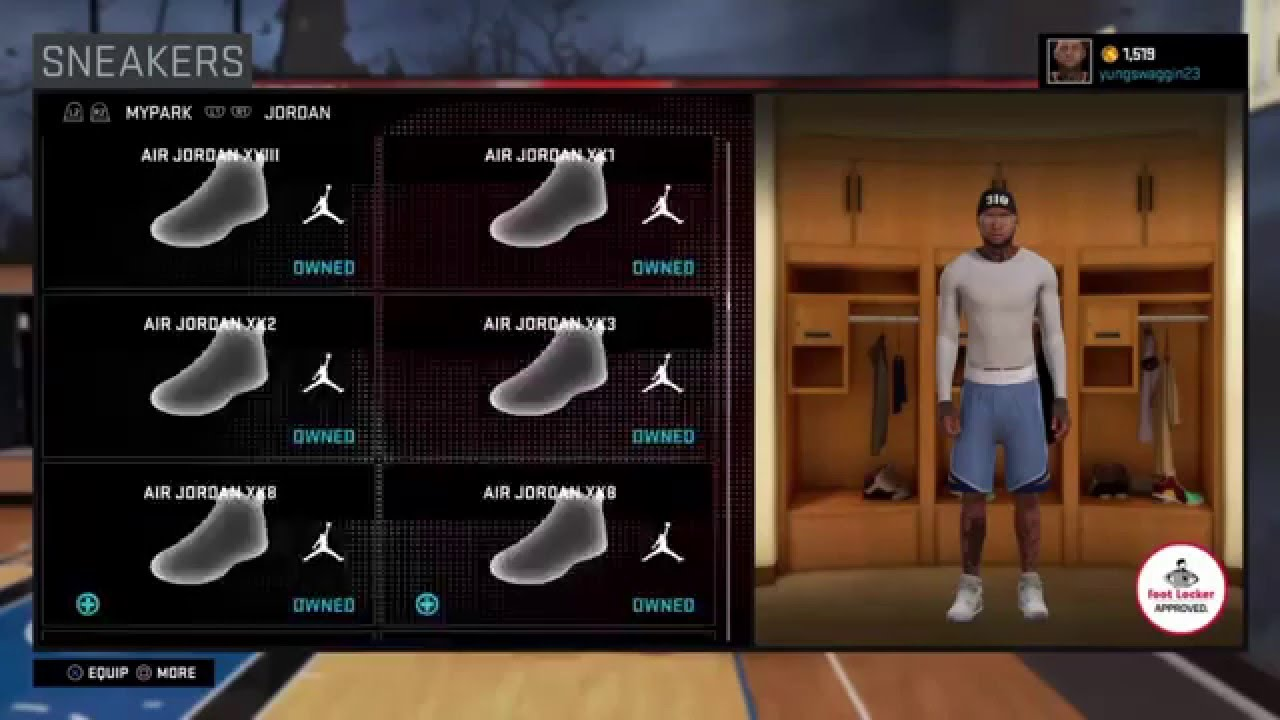 nike shoes nba 2k16 all connections in the universal connection