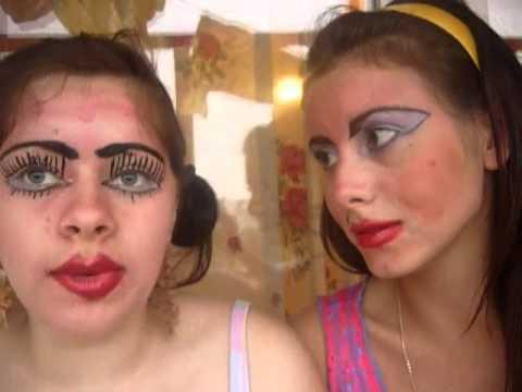 механизм фото приколы сельский макияж почему