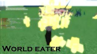 ROBLOX Void Script Builder (Place 1) World eater Script