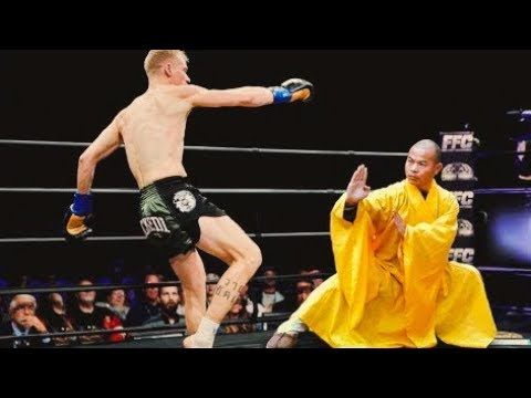 Kung Fu Monk vs Other Masters | Don't Mess With Kung Fu Masters