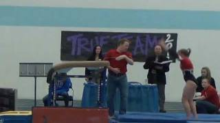 Austin MN HS Gymnastics 2012- I Am A Champion