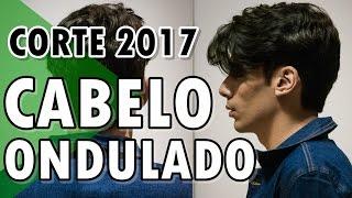 🔵 CORTE MASCULINO 2017 CABELO ONDULADO   CABELO ALEX CURSINO