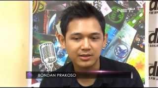 Entertainment News-Bondan Prakoso Cerita Keluarganya