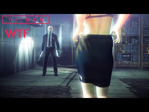 Ten  WTF Moments In Hitman